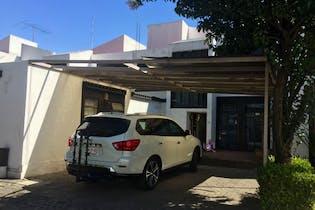 Casa en venta en La joya, 270 m2 en Tlalpan