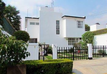 Casa en venta en Coapa 177m2 con jardín