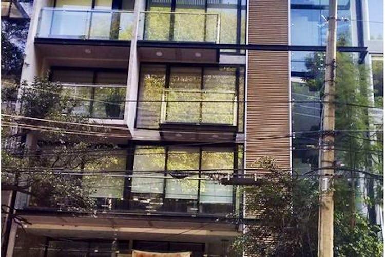 Portada Departamento en venta en Polanco 147m2 con balcón