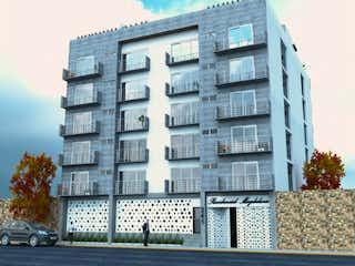 Un edificio alto sentado al lado de una calle en Departamento en Venta en Pedregal de San Nicolás 4a Sección Tlalpan