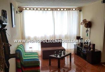 Apartamento en San Antonio de Prado, San Antonio, 3 habitaciones- 60m2.
