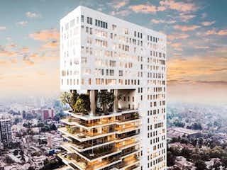Una imagen de un gran edificio en el fondo en Departamento en venta en Los Alpes de 2 alcoba