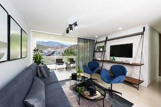 Poblado de San Diego, Apartamentos en venta 88m²
