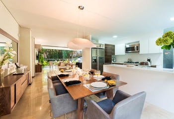 Vivienda nueva, Amsterdam, Apartamentos en venta en El Tesoro con 198m²