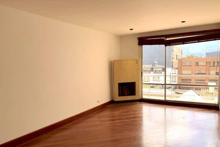 Portada Apartamento en Bogota El Contador-Usaquén - con estudio y dos garajes