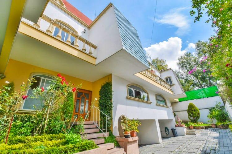 Portada Casa en venta en Col. Florida,  296 m² en condominio