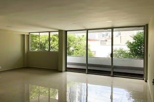 Departamento en venta en Col. Cuauhtémoc, 118 m² con balcón