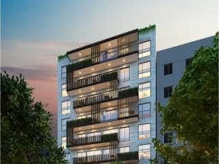 Una imagen de una calle con un edificio en el fondo en Departamento en Venta en Anáhuac I Sección Miguel Hidalgo