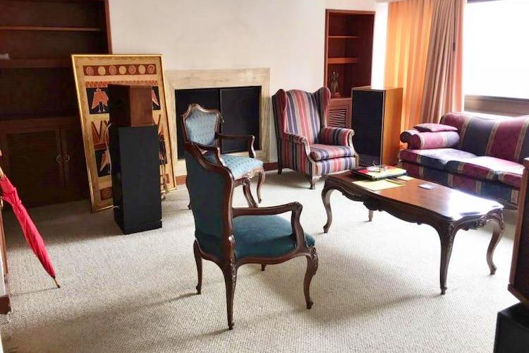 Portada Apartamento en venta en Bogotá El Nogal