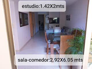 Una imagen de una sala de estar con un sofá en Apartamento en venta en Virgen del Carmen, de 77mtrs2