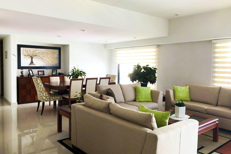 Portada Departamento en venta en Col. Del Valle Centro, 230 m² con balcón