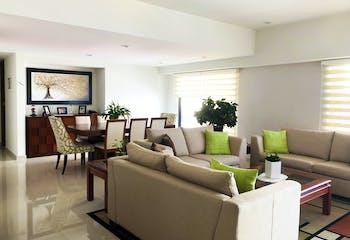 Departamento en venta en Col. Del Valle Centro, 230 m² con balcón