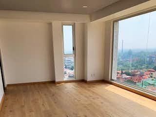 Una vista de una sala de estar desde una sala de estar en PARQUES DEL PEDREGAL