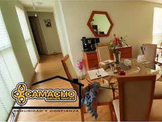 Una sala de estar llena de muebles y una ventana en Departamento en venta en Portales Benito Juárez, Ciudad de México de 81mts2
