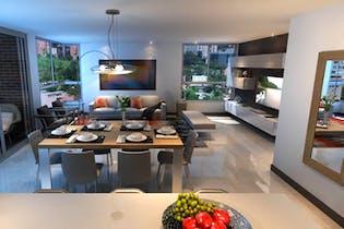 Proyecto de vivienda, Galicia, Apartamentos en venta en Castropol 125m²