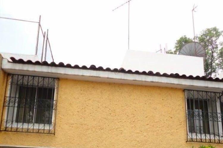 Portada Casa en Venta en Tizapan, Álvaro Obregón,  estilo conservador