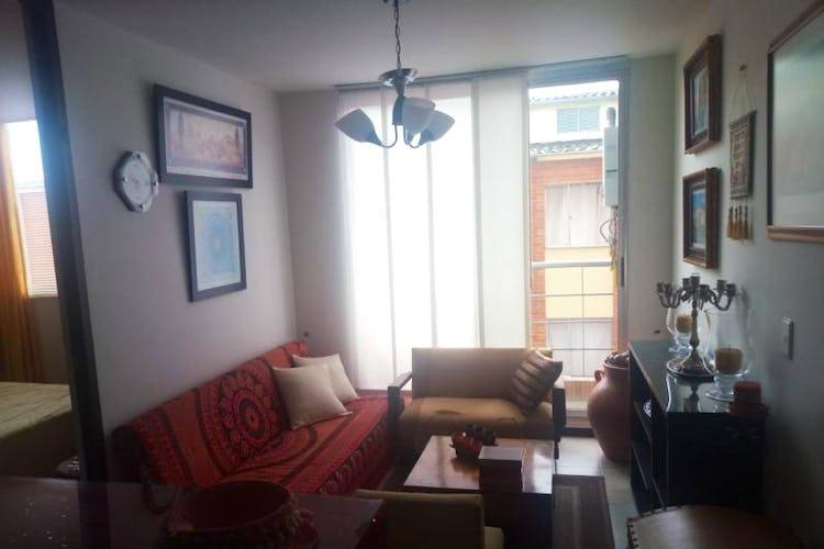 Portada Apartamento en venta en Lijacá, de 35mtrs2 con balcón
