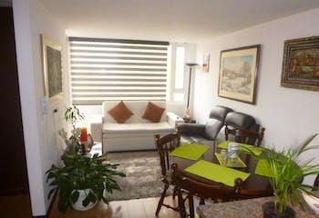 Apartamento en venta en Chapinero, 64m² con Solarium...