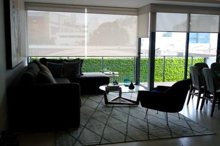 No se ha identificado el tipo de imágen para departamento en venta en del valle sur 124.65m2 con balcón