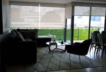 Departamento en Venta en Del Valle Sur 124.65m2 con balcón