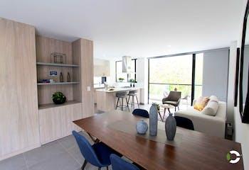 Proyecto nuevo en Oasis de Riogrande, Apartamentos nuevos en Altos De La Pereira con 2 habitaciones