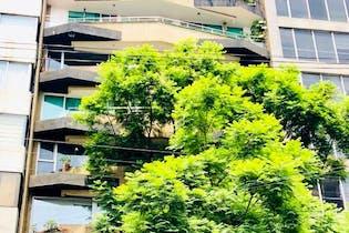 Departamento en venta Polanco con balcon
