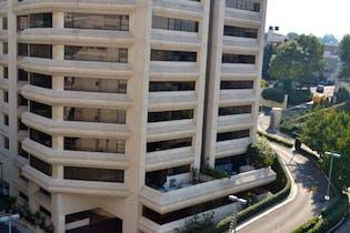 Departamento en venta en Lomas de Chapultepec con terraza