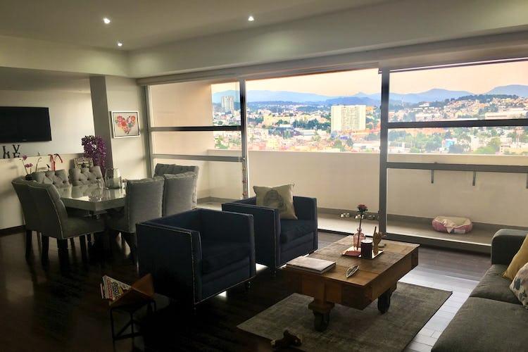 Portada Departamento en venta en Santa Fe Cuajimalpa con balcon