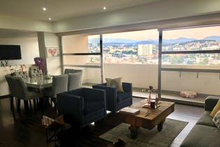Departamento en venta en Santa Fe Cuajimalpa con balcon