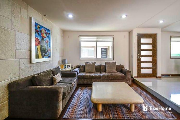Portada Casa en venta en San Jerónimo Aculco, 256 m² con jardín