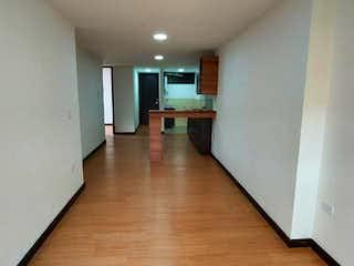 Una vista de una cocina desde el pasillo en No aplica