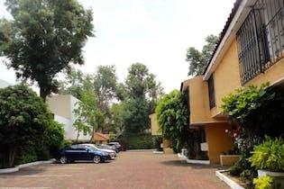 Casa en venta en Tizapan 238m2 con 3 recamaras