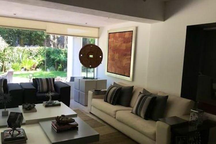 Portada Casa en venta en Jardines del Pedregal 670m2 con terraza