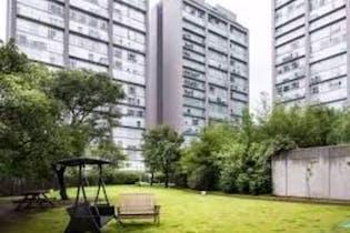 Departamento en venta en Torres de Potrero 78.24m2 con jardín