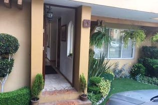Casa en venta en Tetelpan 315m2 con terreza