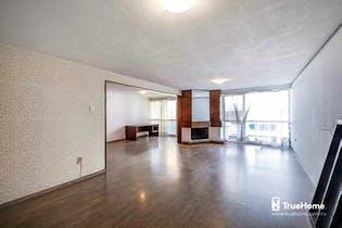 Departamento en venta en Col. Del Valle Centro, 120 m² con balcón