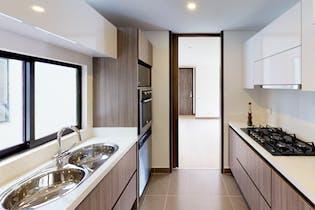 Vivienda nueva, Area 137, en en Contador de 1-3 hab, Apartamentos en venta en Contador con 81m²