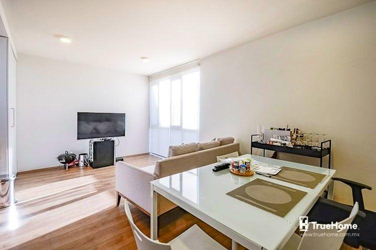 Portada Departamento en venta en Santa Maria La Ribera, 63.4 m² con roof garden