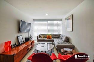 Departamento en venta en San José Insurgentes, 83 m² con balcón