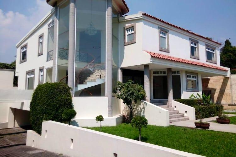 Portada Casa en venta en Jardines del Pedregal 580m2 con jardín