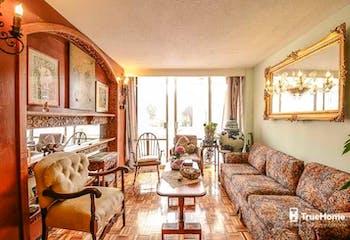 Departamento en venta en Condesa, 140 m² con terraza