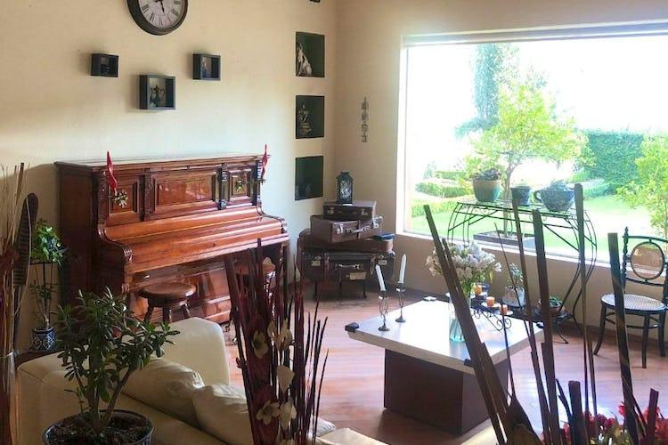 Portada Casa en venta en Tlacopac 400m2 con jardin