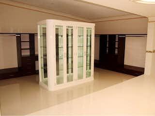 Un cuarto de baño con ducha y lavabo en Departamento en Venta en Fracc Lomas Verdes 6ta Sección Naucalpan de Juárez