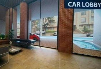 Apartamento en venta en Barrio La Carolina de 2 hab. con Bbq...