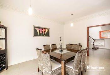 Casa en venta en Narvarte Poniente, 320 m² con jardín y patio