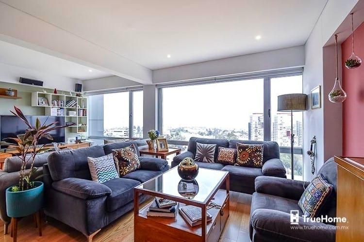 Portada Departamento en  venta en Progreso Tizapan, 107 m² en residencial