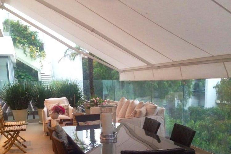 Foto 11 de Departamento en venta en Polanco, 460 m² con roof garden