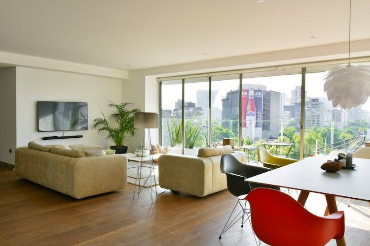 Portada Departamento en venta en Polanco, 180 m² con excelentes amenidades