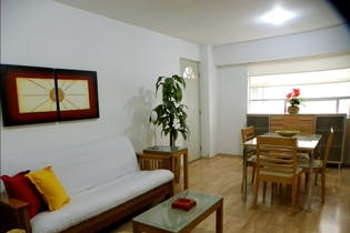 Departamento en venta en Polanco, 60 m² con terraza