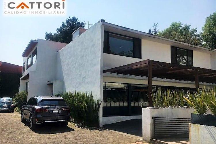 Portada Casa en venta en Jardines del Pedregal con terraza  530 m²